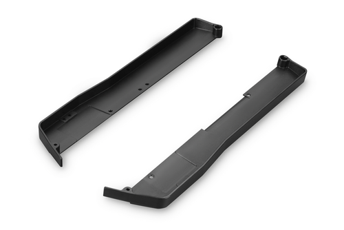 XRAY 361269-M - XB4 2018 - Composite Chassis Side Guards L+R - medium