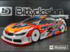 BittyDesign - M410 1:10 Touring Body - 190mm - ULTRA LITE