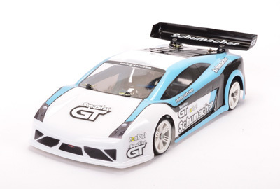 Schumacher G906 - 1:12 GT Body - SupaStox - Type L