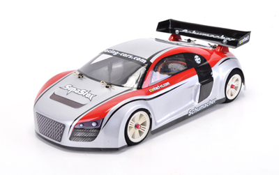 Schumacher G903 - 1:12 GT Body - SupaStox - Type AU