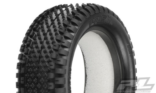 "ProLine 8265-103 - Prism Z3 - 4WD Front Tires - Carpet - Medium Grip - 2.2"" - (2+2pcs)"