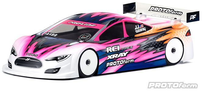 Protoform 1560 22   Type S   190mm Touring Car Body   PRO LITE