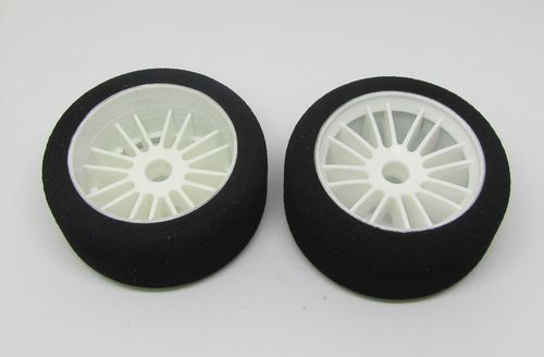 GP Speed Tires - Pro 10 / Pan Car  Foam Tires - Front - 38 Shore (2 pcs)
