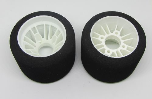 GP Speed Tires - Pro 10 / Pan Car  Foam Tires - Rear - 30 Shore (2 pcs)