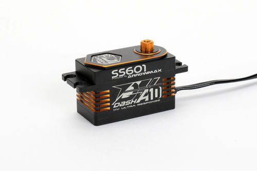 DASH DA-720601 - SS601 A10 - Super Speed Low Profile - Brushless Digital Servo