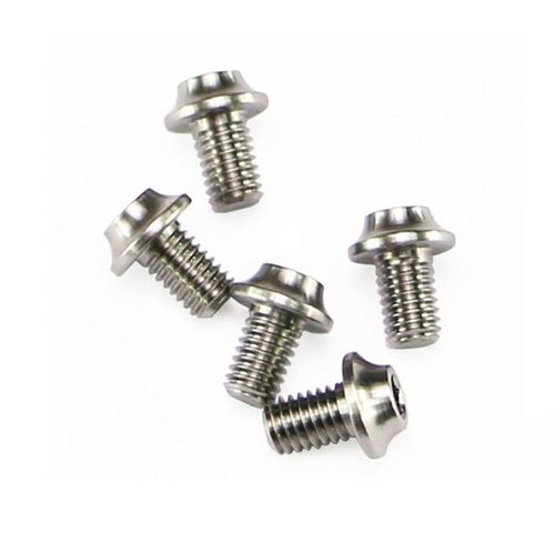Arrowmax 640030 - Ti64 Titanium Screw allen round head M3x4mm (5 pieces)