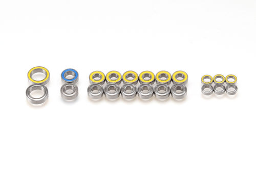 Revolution Design 3146 - Ultra Bearing Set for Tamiya TA-02 (22 pcs)
