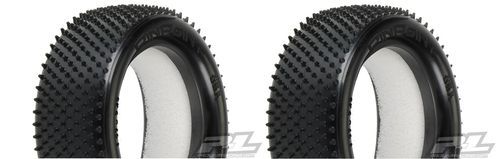 "ProLine 8229-103 - Pin Point 2.2"" 4WD Z3 Front Tires - Carpet - Medium Grip - 2.2"" (2+2 pcs)"
