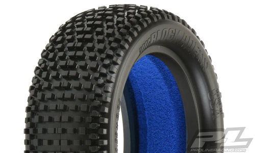 "ProLine 8252-02 - Blockade 2.2"" M3 1:10 Off-Road Buggy Front Tires - Soft - (2pcs)"