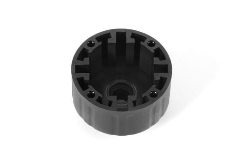 XRAY 355023-G - XB8 2018 - Center Differential Case - GRAPHITE