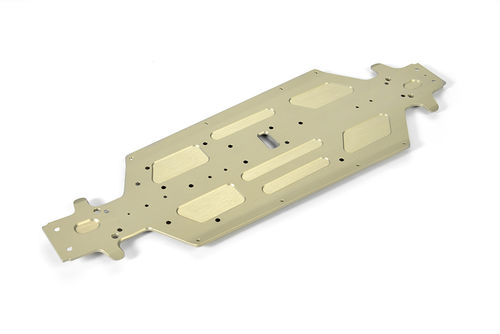 XRAY 351131 - GTXE - Alu Lower Deck - 3.0mm