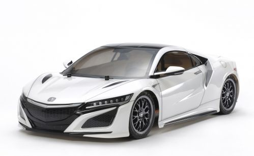 Tamiya 47363 - Honda NSX Karosserie Set - 190mm - LIGHTWEIGHT