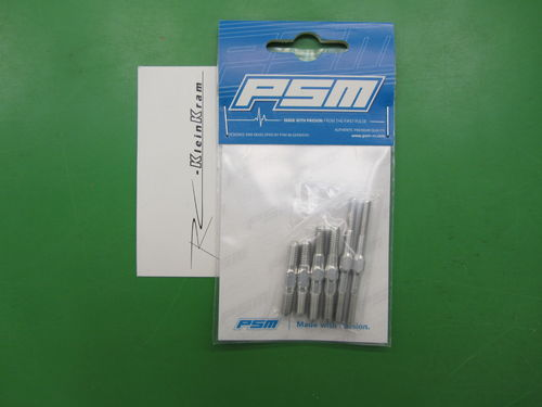 PSM PS01997 - Kyosho TKI4 - Alu Turnbuckle Set - (6pcs)
