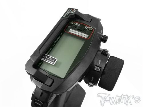 T-Work's TA-085-MT44 - Screen Protector - for SANWA MT44