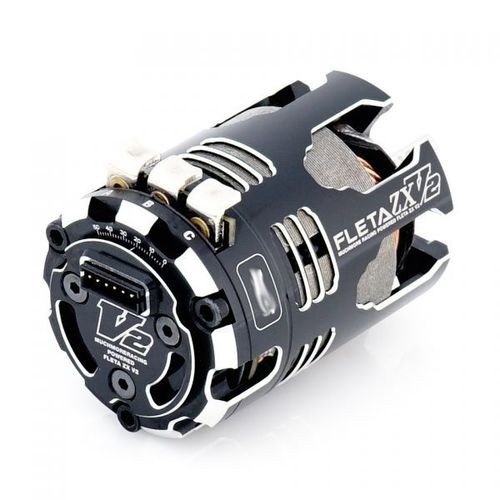 MuchMore MR-V2ZX065R - FLETA ZX V2 Brushless Motor 6.5T - For 1/12