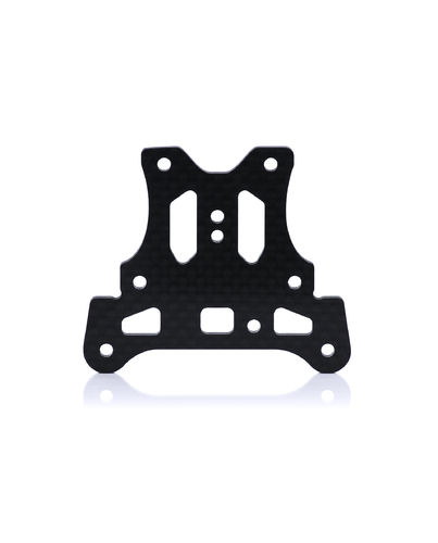 PSM PS01557 - Mugen MBX7 - Upper Plate 3mm - Front - Carbon