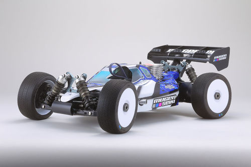Mugen E2021 - MBX-8 - 1:8 - Nitro Offroad 4WD Buggy Car Kit