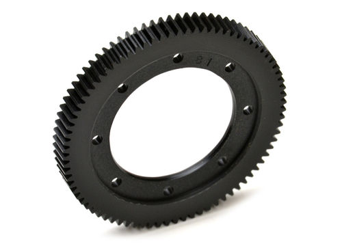 Exotek 1811 - Tekno RC EB410 - Replacement 81 Spur Gear for Exotek 1798