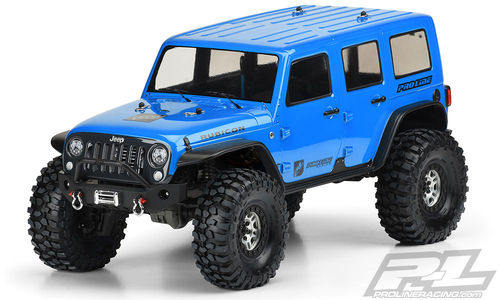 ProLine 3502-00 - Jeep Wrangler Unlimited Rubicon Body - fits for TRX4