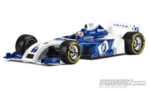 Protoform 1561-22 - F26 body set - Formula One 2018