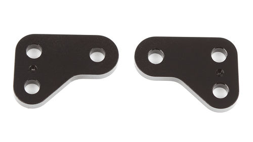 Team Associated 91680 - B6.1 - FT Steering Block Arms, +1 - (2pcs)