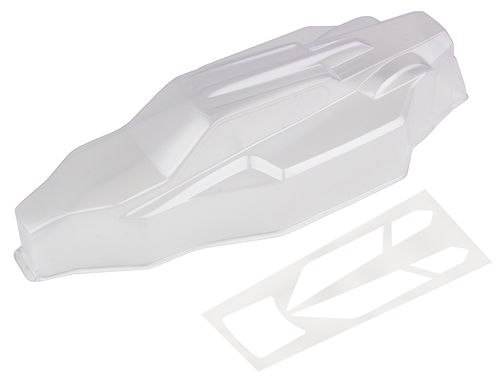 Team Associated 91828 - B6.1 - Karosserie - Lightweight - Transparent