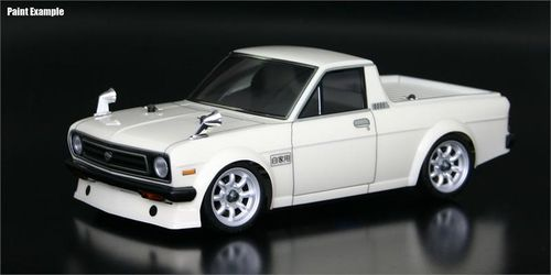 ABC 66042 - Nissan Sunny PickUp - 1:10 M-Chassis - Karosserie Set