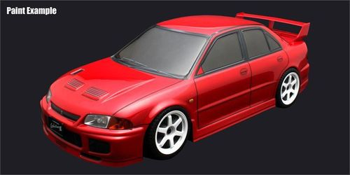 ABC 66092 - Mitsubishi Lancer Evo III - 1:10 Touring - Body Set