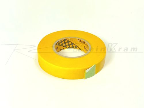 ABC 70408 - Maskier Tape - Masking Tape - 10mm (18m Rolle)