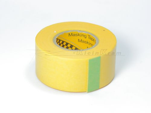 ABC 70410 - Maskier Tape - Masking Tape - 24mm (18m Rolle)
