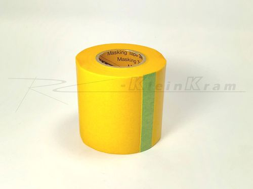 ABC 70411 - Maskier Tape - Masking Tape - 50mm (18m Rolle)