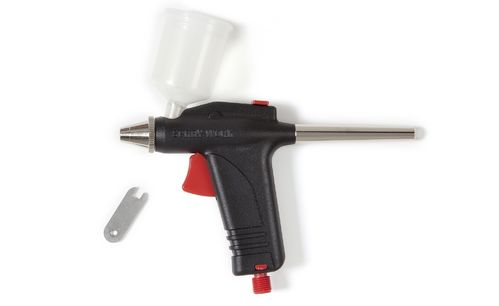 Tamiya 74531 - SPRAY-WORK - Basic Airbrush Pistole - Single Action - 0.3mm