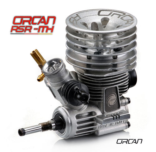 ORCAN OARSR-MH - RSR-MH - 2.11ccm 1:10 Scale Nitro Engine - MH-tuned! MIAMI EDITION