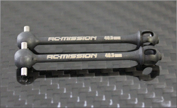 RC-Mission MI-DCJ-DMTC1 - Replacement DCJ Shafts - MTC1 (2 pcs)