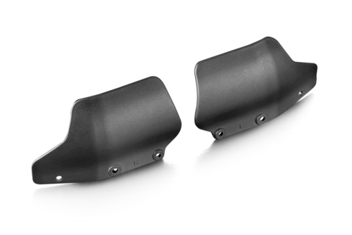 XRAY 353193 - XB8 2018 - Rear Mud Protector (2 pcs)