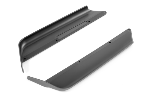 XRAY 351159-S - XB8 2018 - Composite Chassis Side Guard - SOFT (2 pcs)