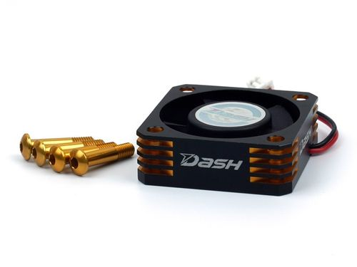 DASH DA-770107 - Ultra High Speed Lüfter für AI Regler - Alu - 30x30x10mm
