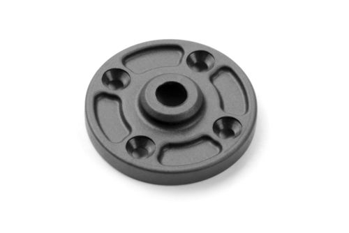XRAY 374920 - X1 / X12 / X10 - Gear Diff Case Cover  - GRAPHITE