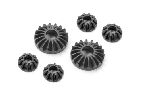XRAY 374930 - X1 / X12 / X10 - Gear Diff - Internal Gears (4+2 pcs)