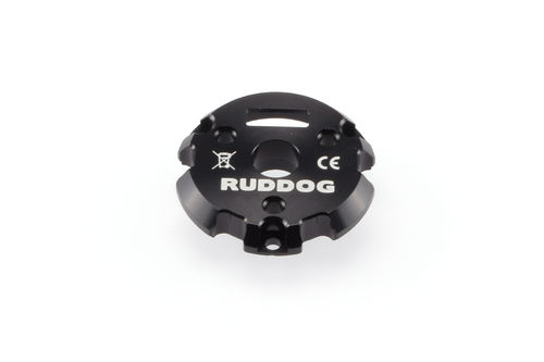 Ruddog Products 0144 - Fixed-Timing Motordeckel für RP540 Brushless Motoren