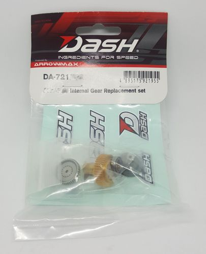 DASH DA-721702 - Gear Replacement Set for ST702 A8 Brushless Digital Servo