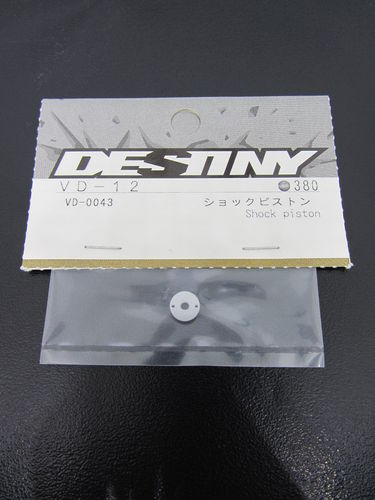 Destiny VD-0043 - VD-12 - Shock Piston