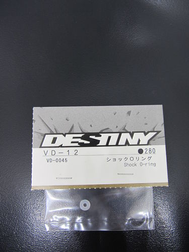 Destiny VD-0045 - VD-12 - Shock O-Ring