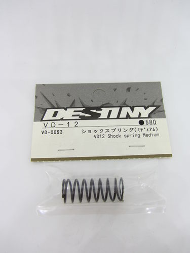 Destiny VD-0093 - VD-12 - Shock Spring - Medium