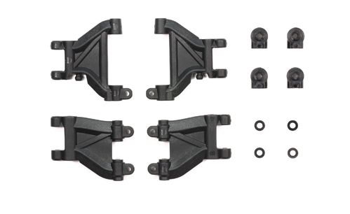 Tamiya 54811 - M-07 - Front and Rear Suspension Arms - reinforced (2 pcs each)