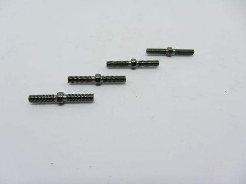 Tamiya 9805780 - TT-02S - R/L Turnbuckles - M3x23mm (4 pcs)