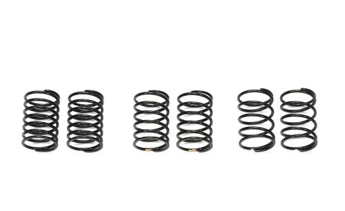 Tamiya 54797 - Touring Car Spring Set II - short (3x 2 pcs)
