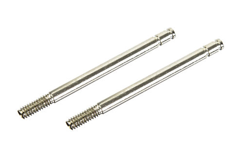 Corally 00100-035 - FSX-10 - Shock Shaft - Steel (2 pcs)
