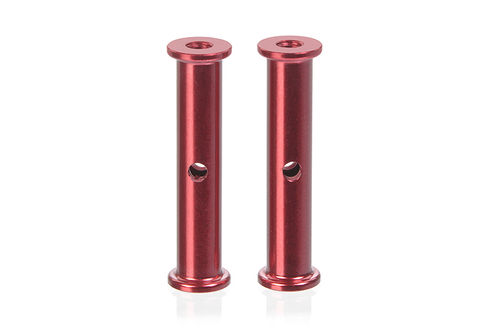 Corally 00120-029 - FSX-10 - Alu Spacer Holder - 27mm (2 pcs)