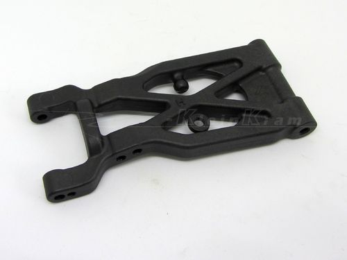 XRAY 363112-H - XB4 2019 - Rear Lower Suspension Arm - right - HARD (1 pc)